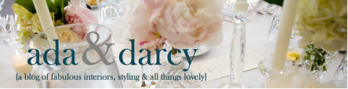 Ada & Darcy blog header